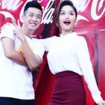 Hé lộ ảnh Huyme selfie 'không đụng hàng' cùng đàn chị Miu Lê