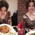 Lưu Hiểu Khánh khoe 'vầng ngực của gái 18' dù đã 65 tuổi