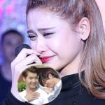 Trương Quỳnh Anh không dám xem cảnh chồng âu yếm Trương Nam Thành