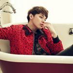 Noo Phước Thịnh ngổ ngáo trong bồn tắm