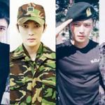 Loạt  mỹ nam Hàn trong bộ quân phục khiến fan chết mê