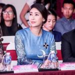 Sau 24 năm, Hà Kiều Anh vẫn phơi phới như thuở đăng quang