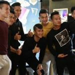 Cách mừng chiến thắng đặc biệt của Công Vinh sau ghi bàn vào lưới Đài Loan