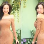 Elly Trần khoe đường cong chữ S khi diện váy bó sát