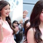 Kim Yoo Jung khoe vẻ đẹp như 'tiểu tiên nữ'