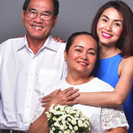 Tăng Thanh Hà kỷ niệm 40 năm ngày cưới bố mẹ thật đặc biệt