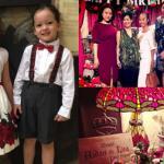 Tiệc sinh nhật tròn 4 tuổi ấm cúng của cặp song sinh nhà Hồng Nhung