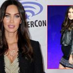 Megan Fox mang thai con thứ 3 sau 8 tháng ly hôn chồng?