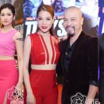 Nhiều sao Việt góp mặt tại họp báo phim 'Truy sát'