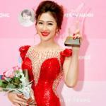 Thùy Trang bất ngờ được vinh danh Người đẹp quảng bá Văn hóa Việt