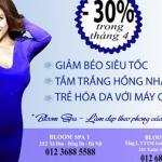 Đi Thái Lan miễn phí cùng Bloom spa