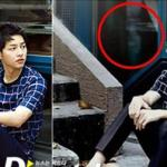 Sự thật về bóng ma thiếu nữ trong bức ảnh của Song Joong Ki