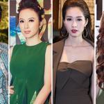 Angela Phương Trinh khiến dàn Hoa hậu Việt 'tắt nắng'