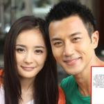 Công ty quản lý vợ chồng Dương Mịch đệ đơn lên tòa kiện người tung tin ly hôn