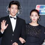 Lee Sang Yoon và UEE (After School) công khai chuyện hẹn hò