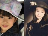 Con gái Lục Nghị gây sốt vì y hệt Lưu Diệc Phi thời thơ ấu