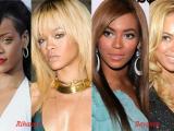 Mỹ nhân Hollywood 'biến hóa' với làn da đen trắng