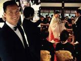 Kim Lý háo hức khi được tham dự đám cưới truyền thống Nhật Bản