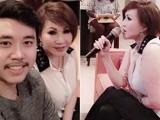 Vũ Hoàng Việt 'mê mẩn'  giọng hát truyền cảm của người tình