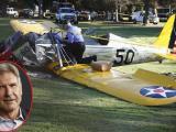 Sao Mỹ Harrison Ford gặp tai nạn kinh hoàng khi lái phi cơ riêng