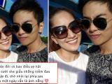Chồng 9x Khánh Thi công khai đăng ảnh tình tứ