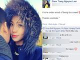 Á hậu Diễm Trang bất ngờ khoe khéo bạn trai giấu mặt
