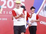 Xuân Bắc 'hồi teen' nhảy 'Gangnam Style'