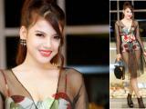 Ly Na Trang gợi cảm ra mắt phim Ma Dai