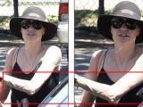 Angelina Jolie lộ cánh tay gân guốc đáng sợ