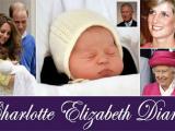 Vợ chồng công nương Anh tiết lộ tên con gái mới sinh