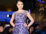 Hoa hậu Jennifer Chung rạng rỡ làm vedette