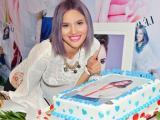 'Gái quê' Lê Thị Phương 'khác lạ' trong tiệc sinh nhật