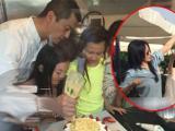 Vương Phi tái hợp Lý Á Bằng mừng sinh nhật con gái