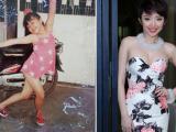 Tóc Tiên khoe ảnh thơ ấu múa 'điêu luyện' như vũ công