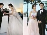 Tài tử 'Ước mơ vươn tới một ngôi sao' Ahn Jae Wook hạnh phúc trong ngày cưới