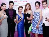 Sao Việt nô nức đến chức mừng Thương Bella ra mắt tinh dầu bưởi