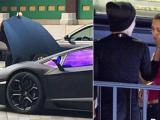 G-Dragon lái siêu xe hơn 26 tỷ đồng đi hẹn hò với bạn gái