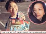 Kim Hiền gửi lời yêu thương cho con trai nhân dịp sinh nhật