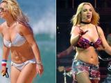 Britney Spears đẹp bất ngờ ở bãi biển Hawaii
