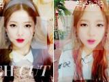 Khuôn mặt lai ghép những idol nữ đình đám nhất xứ Hàn hiện nay