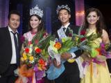 Kevin Nguyễn, Brandy Ngô đăng quang Nam vương & Hoa hậu người Việt Thế giới 2015