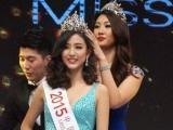 Hoa hậu Hoàn vũ Trung Quốc 2015 có nhan sắc nhạt nhòa