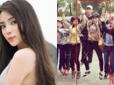 Hoa hậu Kỳ Duyên và khoảnh khắc 'nhí nhố' thời trung học
