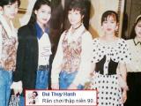 Ảnh hiếm của Trương Ngọc Ánh - Thúy Hạnh thập niên 90