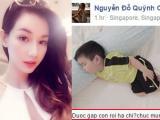 Nghi vấn Quỳnh Chi đã được gặp con trai