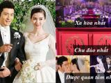 Những cái nhất trong 'đám cưới cổ tích' của Huỳnh Hiểu Minh - Angela Baby
