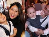 Hà Kiều Anh, Trà My Idol rộn ràng tổ chức tiệc sinh nhật cho con