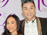 Người mẫu Nam Phong 'cực ngầu' với mái tóc ấn tượng bên Đoan Trang