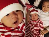 Con trai mới sinh nhà Hồng Ngọc cực kháu khỉnh và đáng yêu