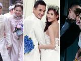 Nghía lịch cưới dày đặc của sao Việt trong năm 2016